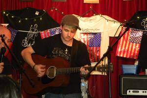 Austin Crow: One Man Band