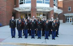 Cadets Attend First Competition