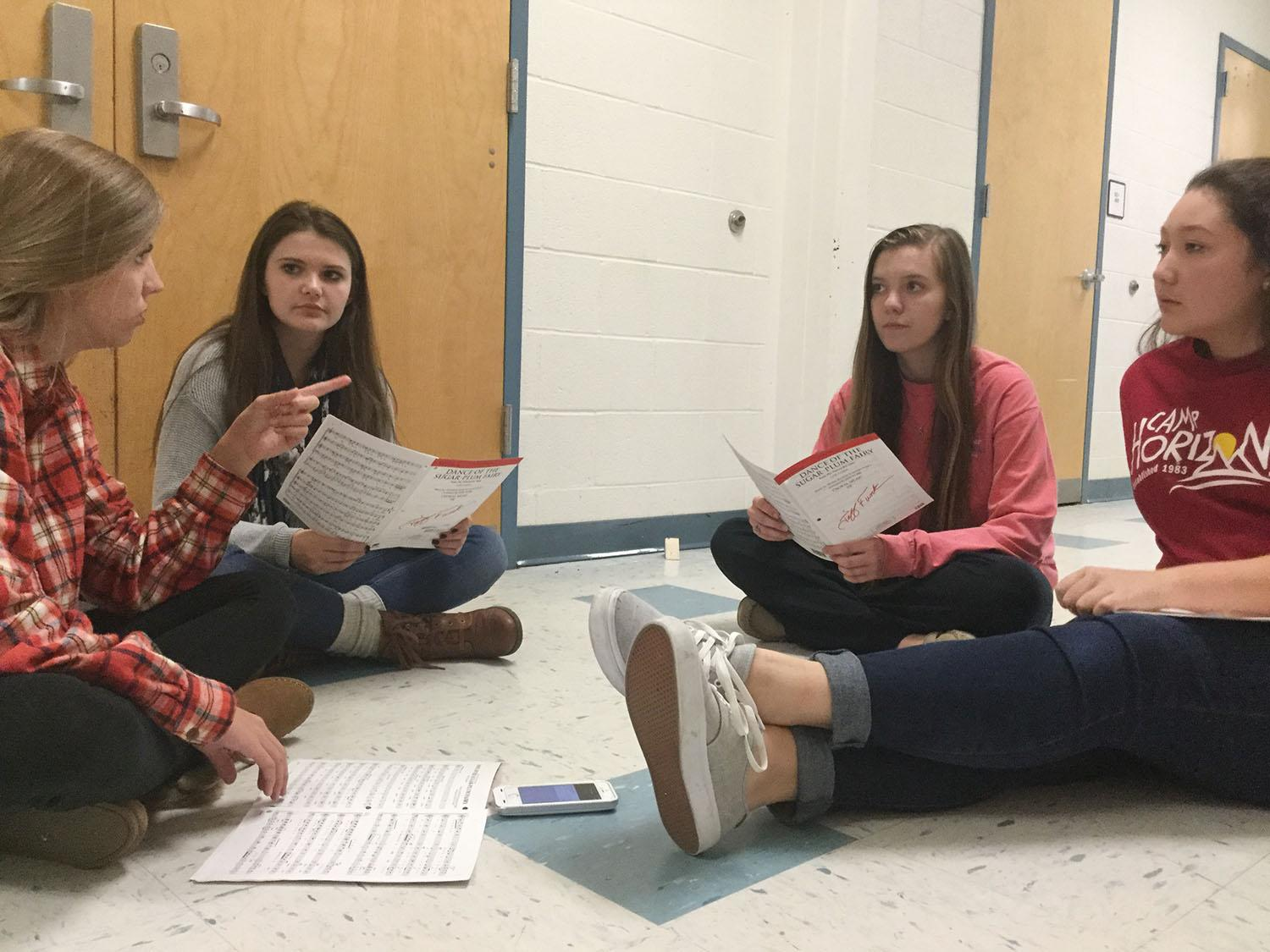 Forge Acapella Enthusiasts Find Their Voice – The Talon