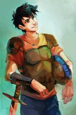 Image result for percy jackson fanart