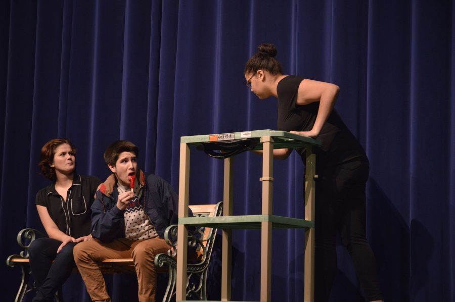 How It's Done: The One-Act Festival