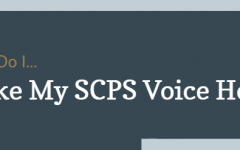How Do I… Make My SCPS Voice Heard?