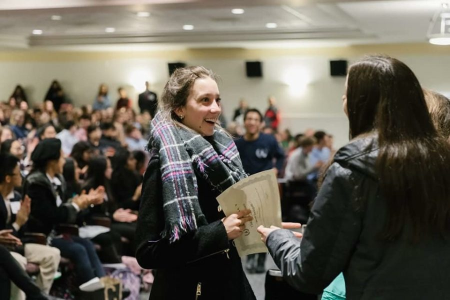 World View: Model UN Expands Students' Horizons