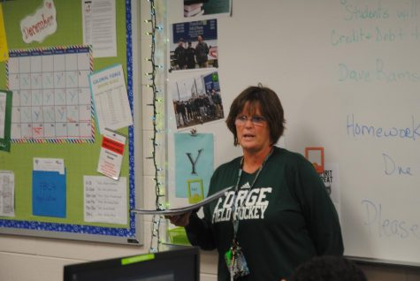 Get to Know: Mrs. Ferrick