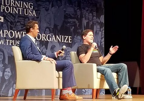 Summer Adventures: Sarina Heron Attends Turning Point USA Political Conference