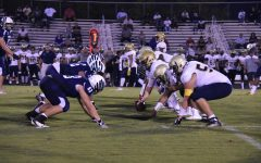 Varsity Football vs Hylton.