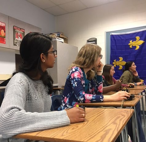 Quizzing the Scholars: Scholastic Bowl