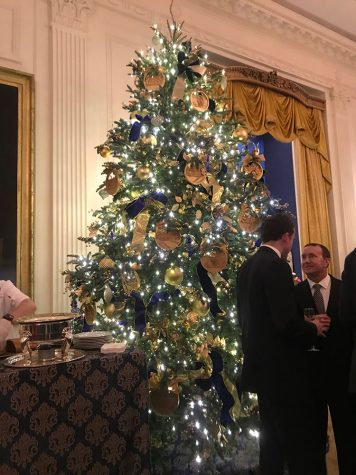 White House Christmas Party 2018