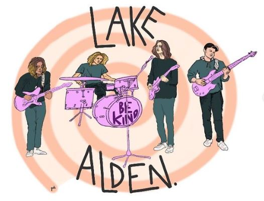 Lake Alden: the King George Band Taking Over the Fredericksburg Music Scene