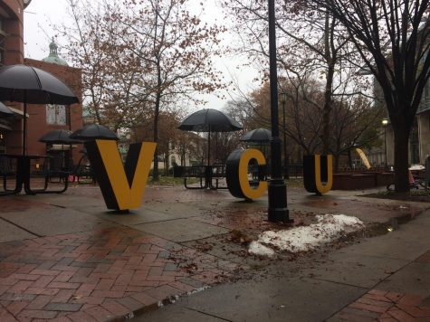 Touring the Campus of VCU