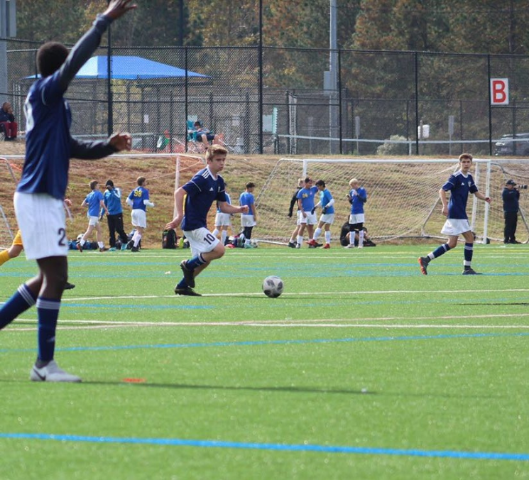 Jack Lausten ('21) Looks Forward To A Strong Soccer Season