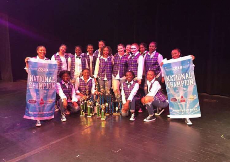 Dance Team Finds Victory at Nationals