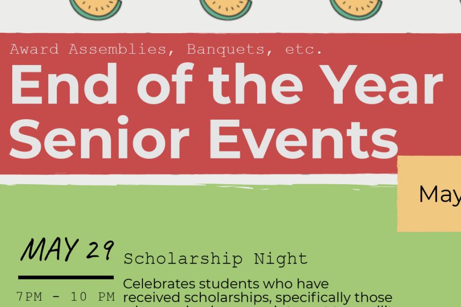 End of The Year Events For Seniors