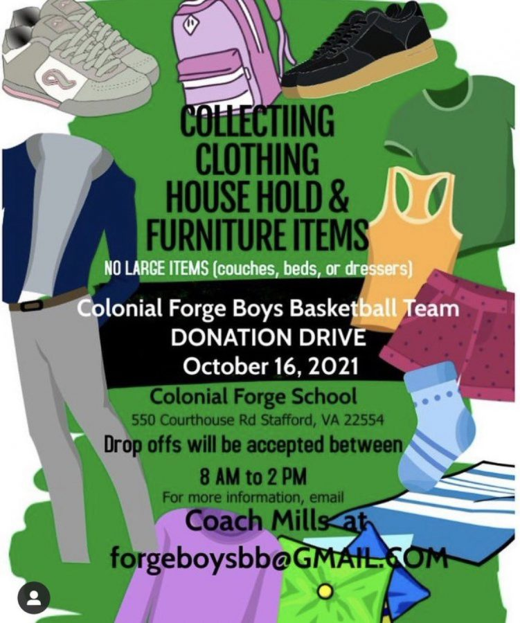 Clothing Drive!